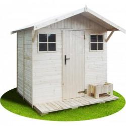 Cabaña de madera Tomás