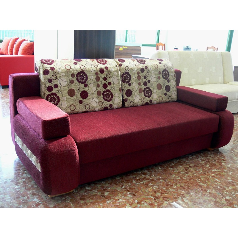 Sofas cama comodos cheap sof cama con brazos clicclac for Sofas comodos y baratos