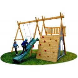 Parque infantil David el explorador