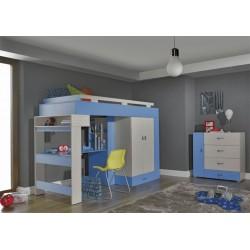 Dormitorio Juvenil Tera
