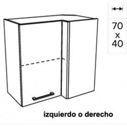 Modulo rinconero alto 70x40