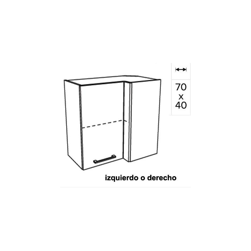 Modulo rinconero 100x70
