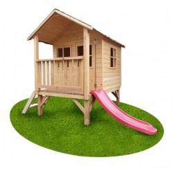 Caseta de madera para niños Bobi