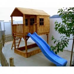 Caseta de madera para niños Margarita